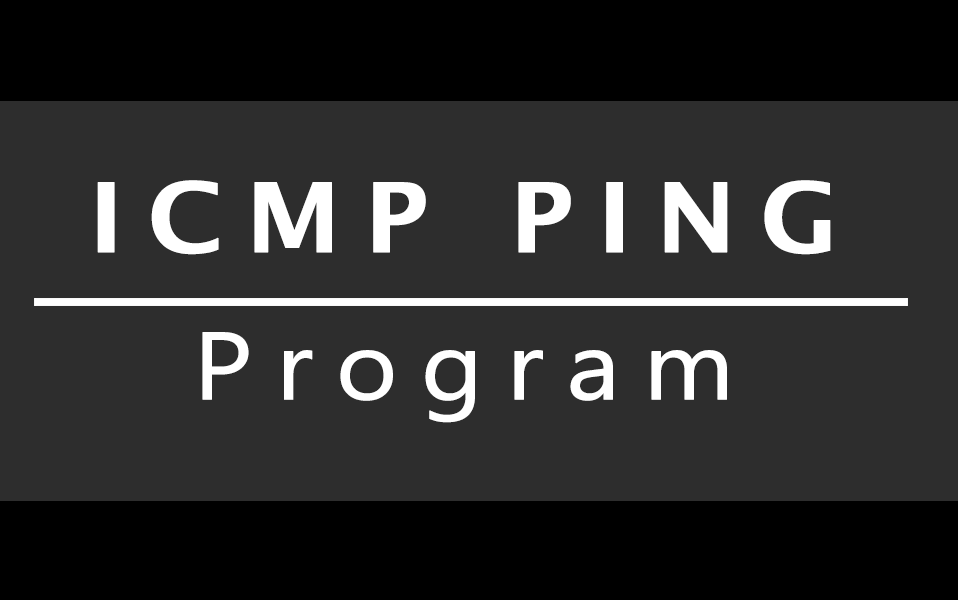 ICMP Ping - C Implementation