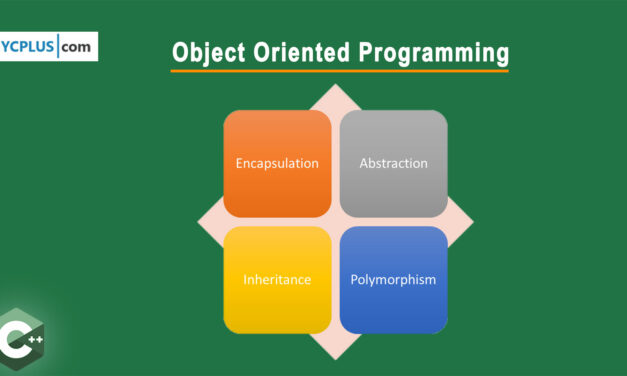 C++ and Object Orientation