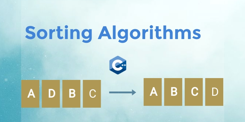 C Implementation of Various Sorting Algorithms