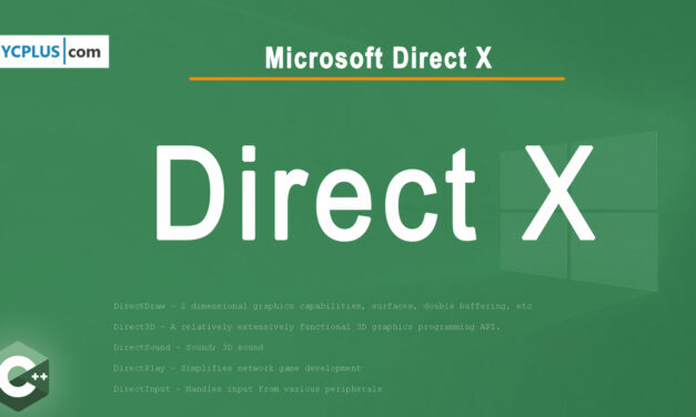 Direct-X Programming Questions