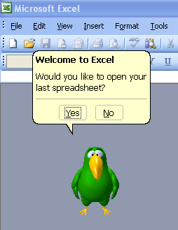 MS Office Assistant