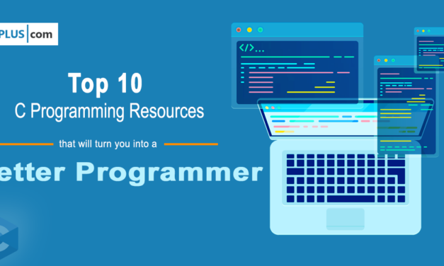 Top 10 C programming resources that will turn you into a better programmer