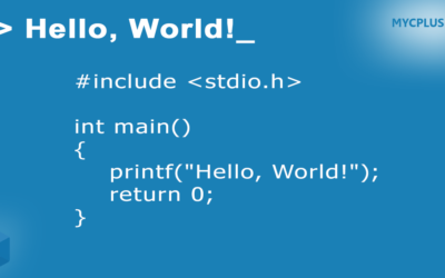 "The ""Hello, World!"" Program in C"