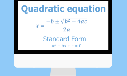 C++ Program to solve the Quadratic Equation
