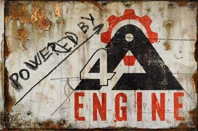 4A Engine – Game Engine written in C++