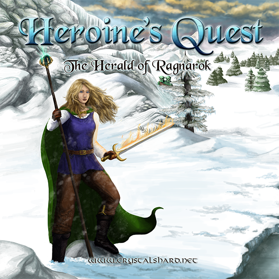 Image result for - Heroine's Quest game