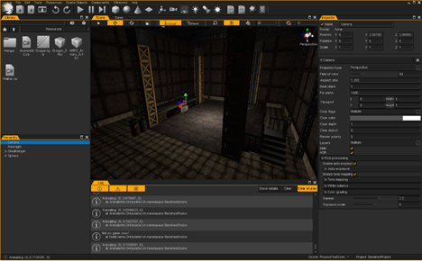 Banshee 3D Game Engine written in C++ 14