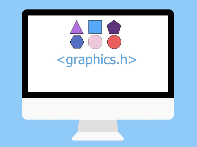 Graphics Library (graphics.h) Reference (part 1)