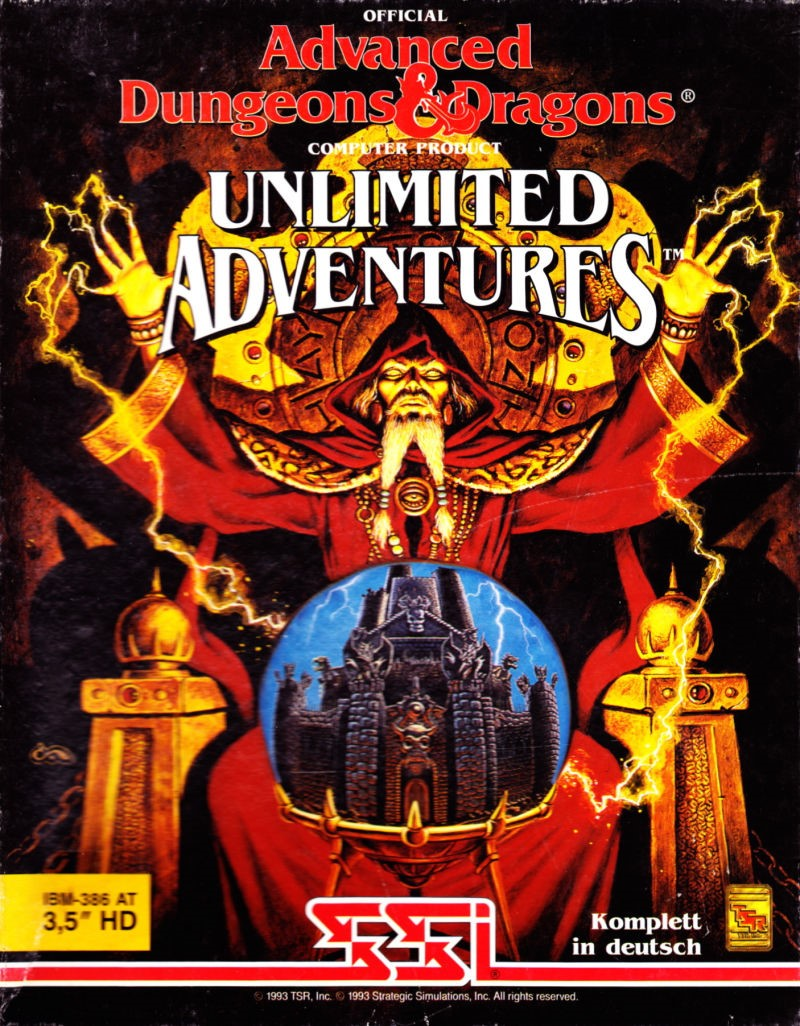 Advanced Dungeons