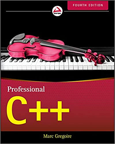 Professional C++ (4th Edition)