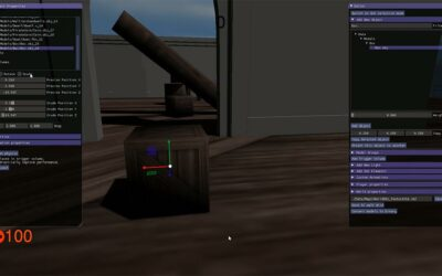 Limon Engine – A 3D Game Engine that's just enough