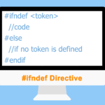 What are #ifndef and #define Directives