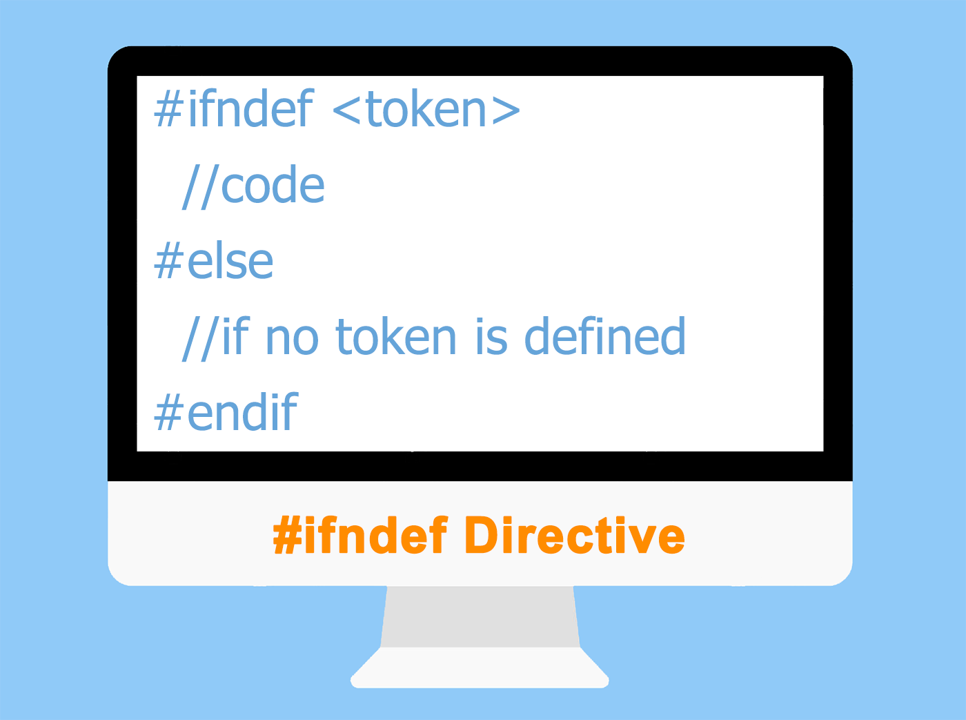 #ifndef and #define