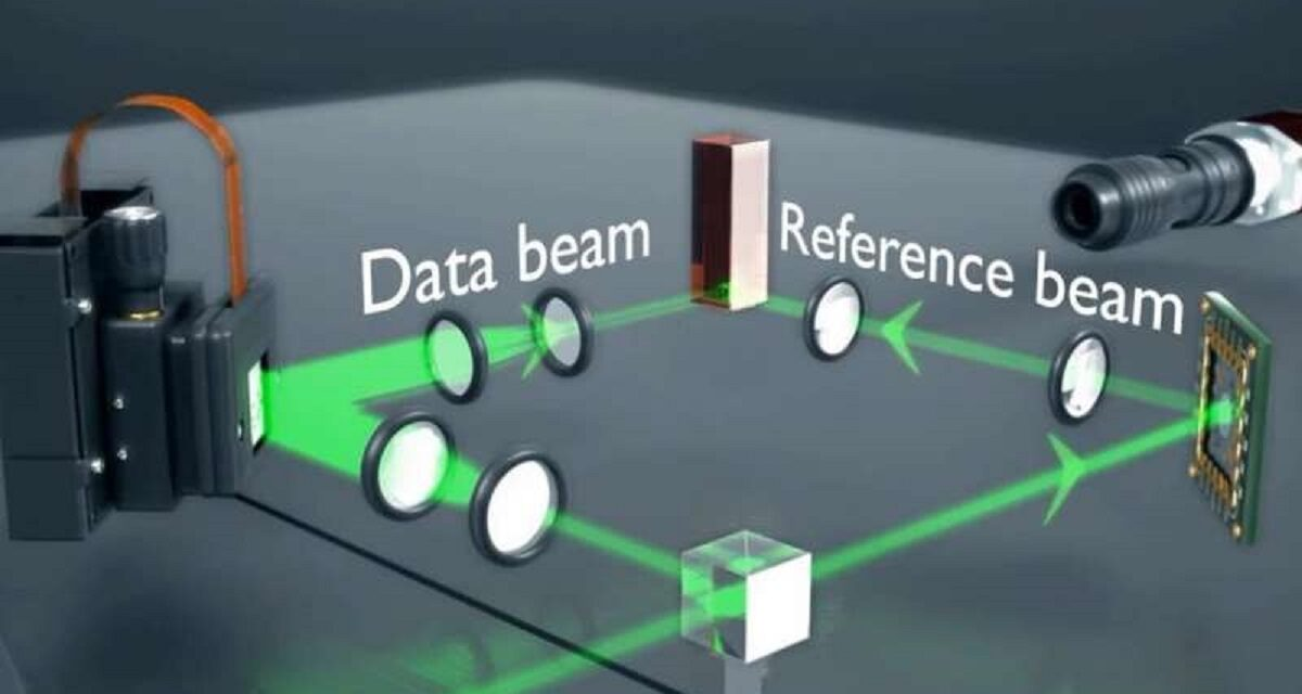 For Cloud Storage, Microsoft Turns to Holographic Solutions