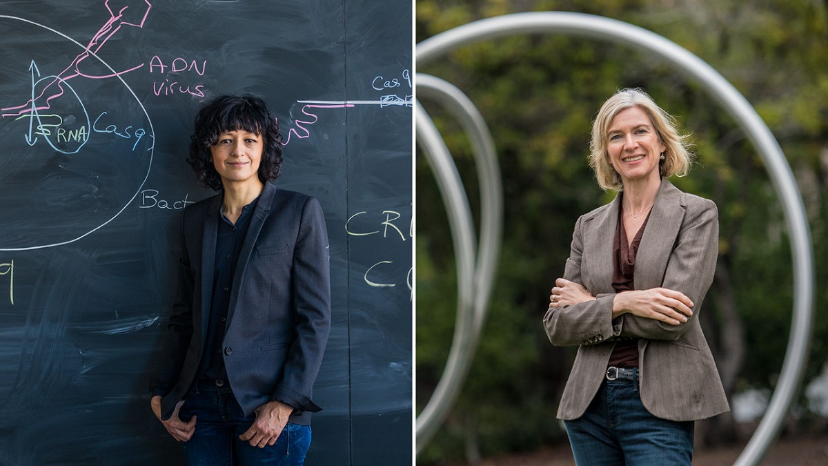 The Nobel Prize in Chemistry 2020 - Rewriting DNA