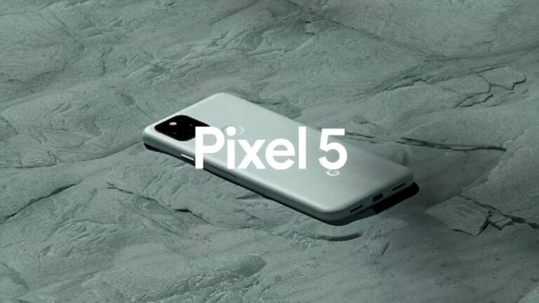 Pixel 5G Disclosed