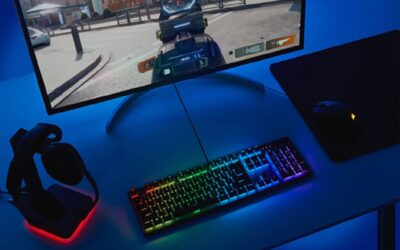 The K60 RGB Pro Mechanical Gaming Keyboard Introduced by Corsair