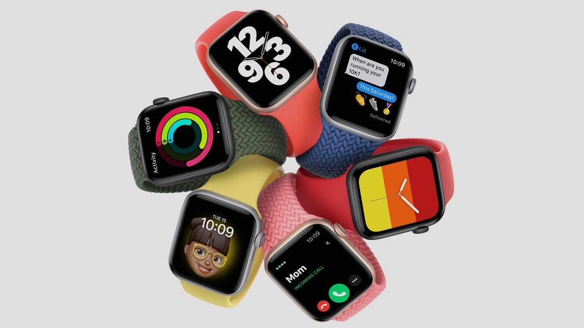 Apple Watch SE launches