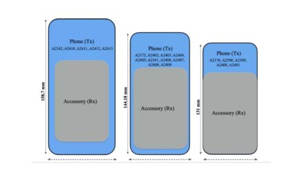 Apple's iPhone 12 appears to have a mystery switch wireless charging feature