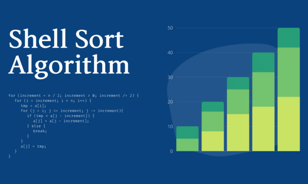 Shell Sort Algorithm