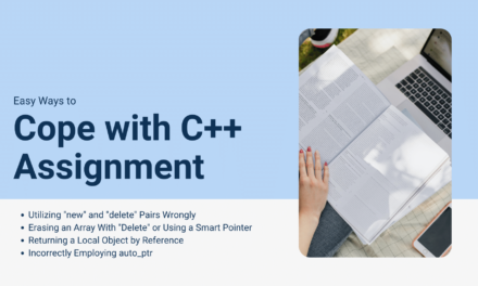 Easy ways to cope with C/C++ Assignment