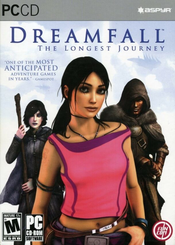Dreamfall the longest Journey - Voyage Game
