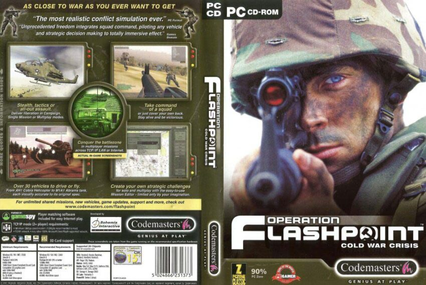 Operation Flashpoint - Cold War Crisis in 2001