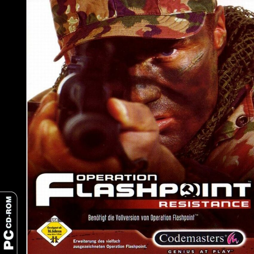Operation Flashpoint - Cold War Crisis in 2002