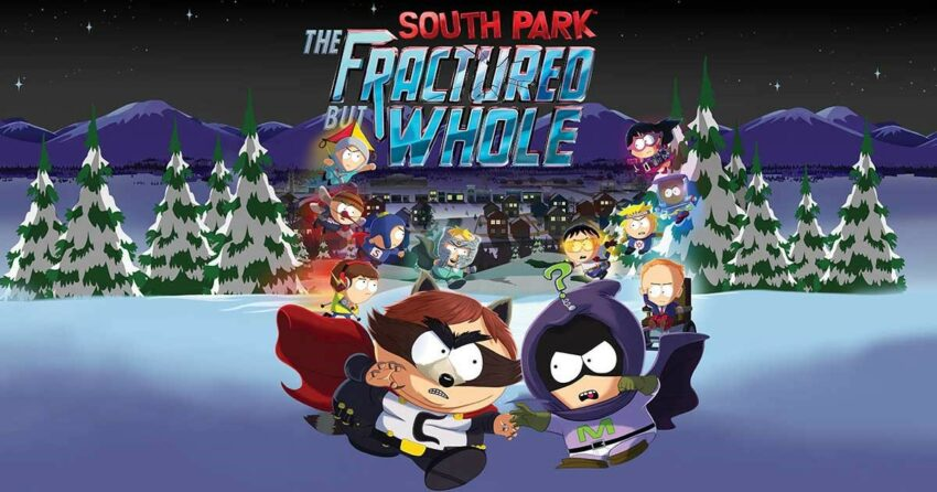 South Park - The Fractured but Whole (2017)