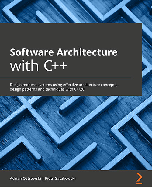 Software Architecture with C++ - Cover Page
